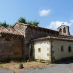 Iglesia de Santa Leocadia en Helguera