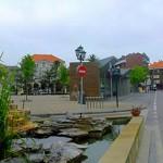 Plaza de Viares de Suances