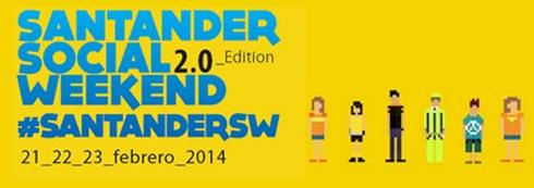 santander social weekend 2014