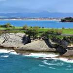 Jugar al golf en Cantabria