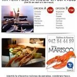 XIX Feria del Marisco 2014 en Suances