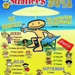 Comienzan las fiestas del Farrero 2014 en Suances con pregón de Maxi de Aquí no hay quien viva