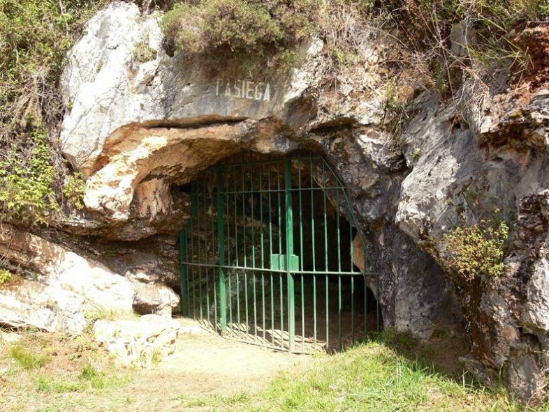 Cueva de La Pasiega en Puente Viesgo