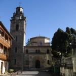 Iglesia parroquial de San Miguel en Puente Viesgo