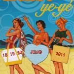Programa de Laredo Ye-Ye, del  17 al 19 de Julio
