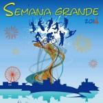 Programa de La Semana Grande de Santander, del 18 al 27 de Julio