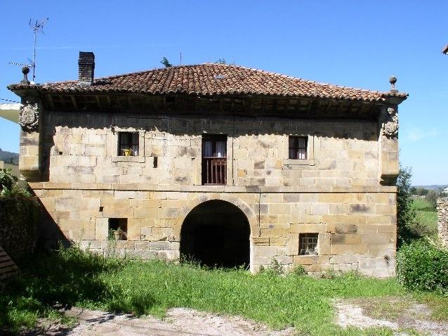 Casa de los Güemes de la Mora