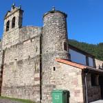 Iglesia de Santa María en Vargas