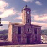 La Torre del Reloj en Pomaluengo