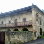 """Casa de Sánchez Bustamante o """"Casa de los Leones"""""""