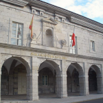 Antiguo hospital de San Rafael (Actual Parlamento de Cantabria)