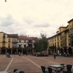 Plaza Baldomero Iglesias de Torrelavega