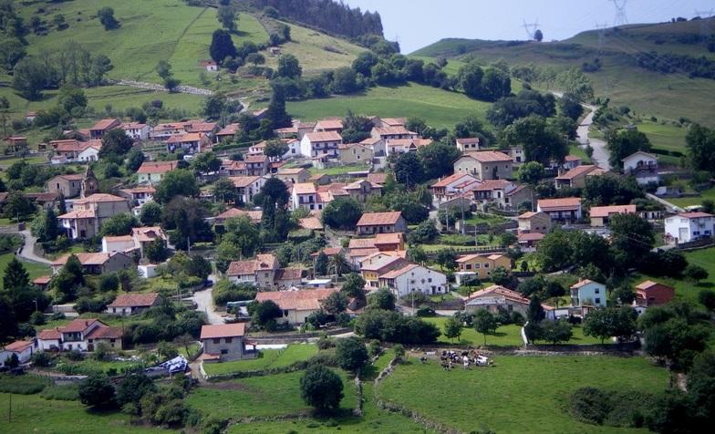 Pueblos del municipio de vald liga viajar por cantabria for Casas de pueblo en cantabria