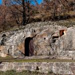 Iglesia rupestre de la Virgen del Carmen