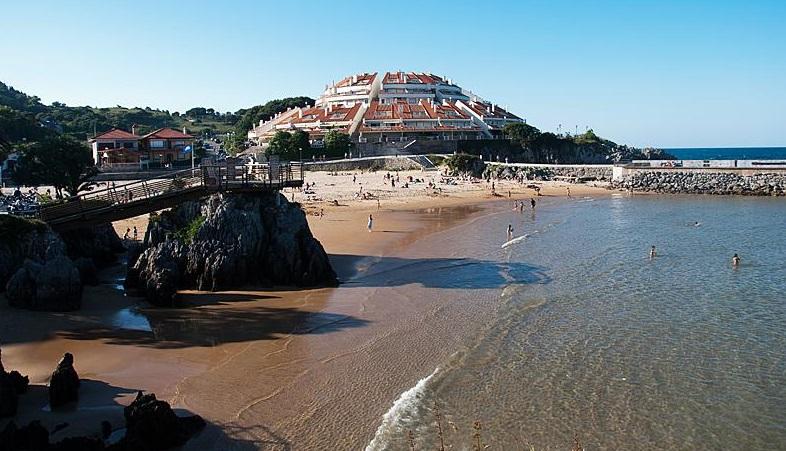 playa el sable arnuero