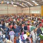Feria de Alimentación y Artesanía en Cóbreces 2015