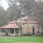 Ermita de San Antonio en Caviedes