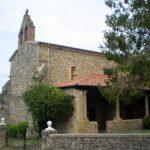 Iglesia de San Justo y San Pastor en Caviedes