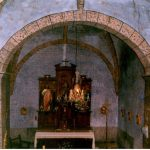 Iglesia Parroquial de San Adrián en  Argüébanes