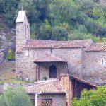 Iglesia parroquial de Nuestra Señora de la O en Valmeo