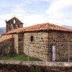 Iglesia parroquial Santa Eulalia en Tudes