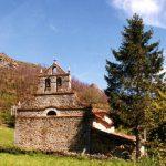 Iglesia de Santa Eulalia en Bores