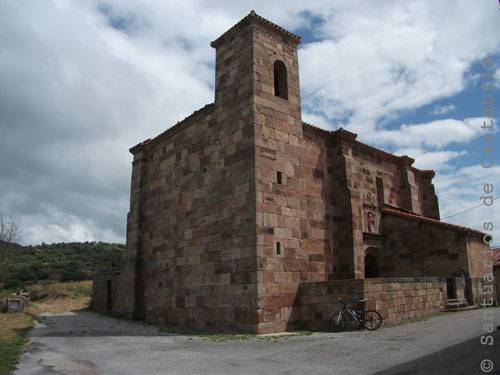 Iglesia de San cosme y damián