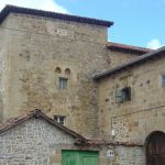 Antigua Torre Fuerte en Bárcena de Ebro