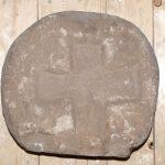 Hacha pulimentada y las Estelas funerarias de Bustillo del Monte