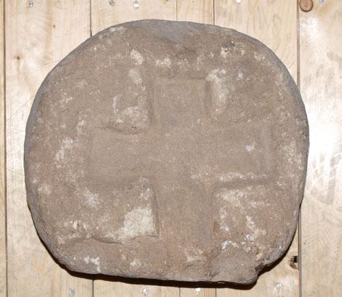 estelas funerarias en Bustillo del Monte