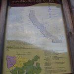 Senda fluvial de los Molinos del Río Polla en Bárcena de Ebro