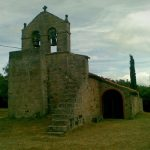 Iglesia de San Mamés en Otero del Monte