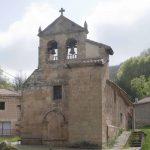 La iglesia de San Miguel en Cejancas