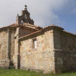 Iglesia de Santa María en Quintanilla de Rucandio