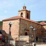 Iglesia parroquial de San Cristóbal en Polientes