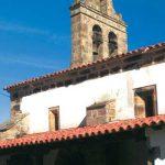 Iglesia de Santa Eulalia en Somballe