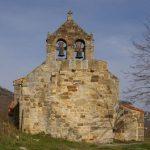 Iglesia de San Cosme y San Damián en Villaverde de Hito