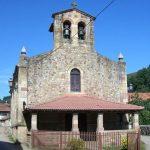 Iglesia de San Sebastián en Villasuso de Cieza
