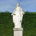 Monumento al Sagrado Corazón de Jesús en Mortera