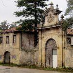 Palacio de los Condes de Mortera en Mortera