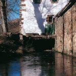 El molino de Rabín en Barriopalacio