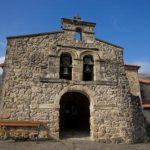 Ermita de San Andrés en Viaña