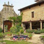 Casa de Linares en Selaya