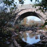 Puente de Los Molinos en Mata de Hoz