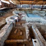 Yacimiento romano y medieval de El Conventón en Camesa