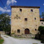 Torre de Agüero en San Vicente de Toranzo