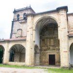 La Iglesia de San Vicente de la Maza en Rioseco