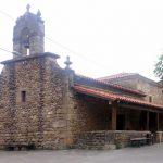 Ermita de la Virgen del Camino en Saro