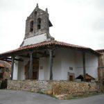 Iglesia de San Tirso en Saro