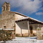 Iglesia de San Miguel Arcángel en Cires